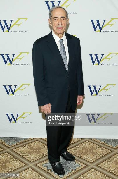 Former New york State Governor Mario Cuomo attends The 3rd Annual Elly Awards Luncheon at The Plaza Hotel on June 25 2013 in New York City