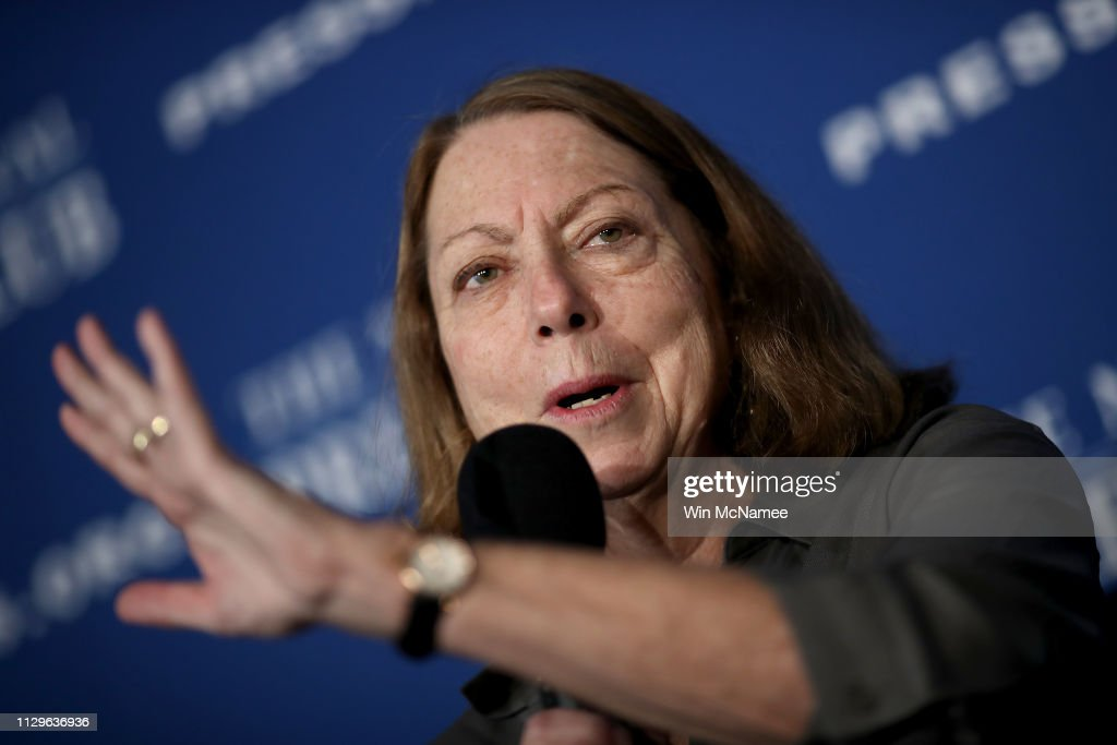 DC: Former Executive Editor Of The New York Times Jill Abramson Discusses Her New Book, Merchants Of Truth