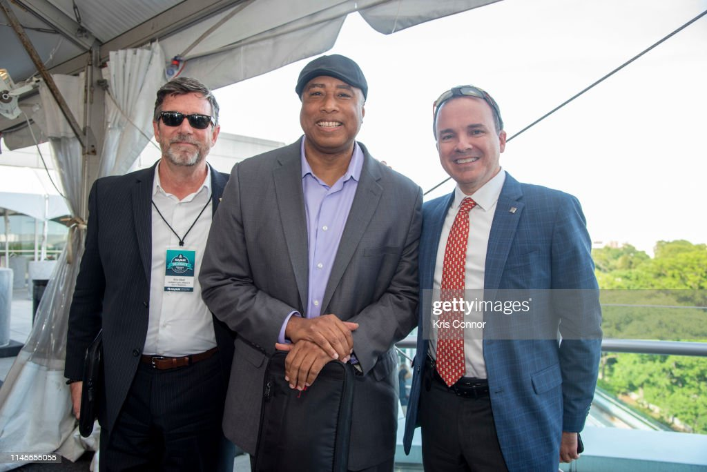 DC: NAMM Celebration Honoring Music Education Champion And Former New York Yankee Bernie Williams