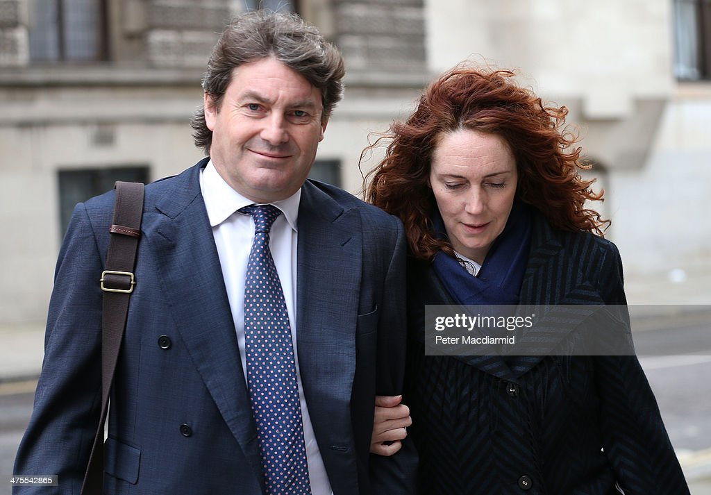 Rebekah Brooks Leaves Court As Phone Hacking Trial Continues