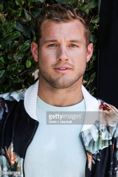 Former NFL and The Bachelorette star Colton Underwood attends Regard Magazine's celebration of the ESPY Awards and their Special Annual Sports...