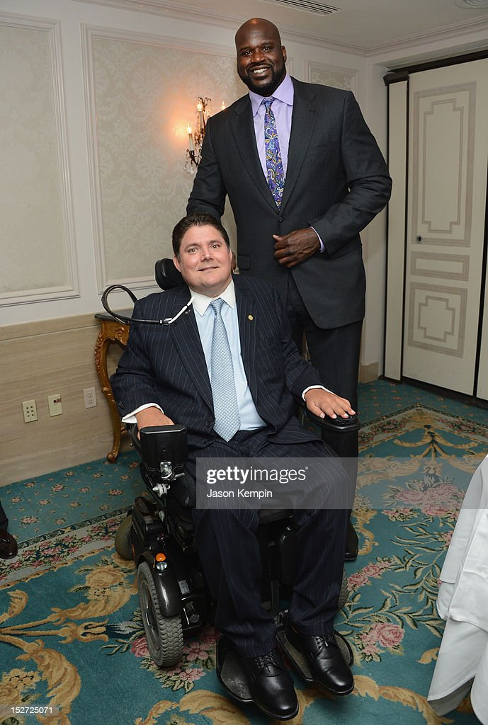 27th Annual Great Sports Legends Dinner To Benefit The Buoniconti Fund To Cure Paralysis - Legends Reception
