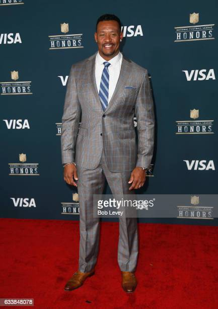 Former NFL player and Olympic athlete Willie Gault attends 6th Annual NFL Honors at Wortham Theater Center on February 4 2017 in Houston Texas