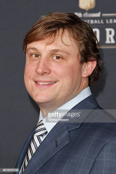 Former NFL player Chad Pennington attends the 4th Annual NFL Honors at Phoenix Convention Center on January 31 2015 in Phoenix Arizona
