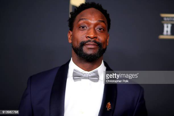 Former NFL Player Charles Tillman attends the NFL Honors at University of Minnesota on February 3 2018 in Minneapolis Minnesota