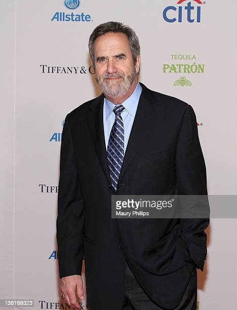 Former NFL player Dan Fouts arrives at the 30th annual NFL Alumni Player of the Year Award at the Scottish Rite Theater on February 3 2012 in...