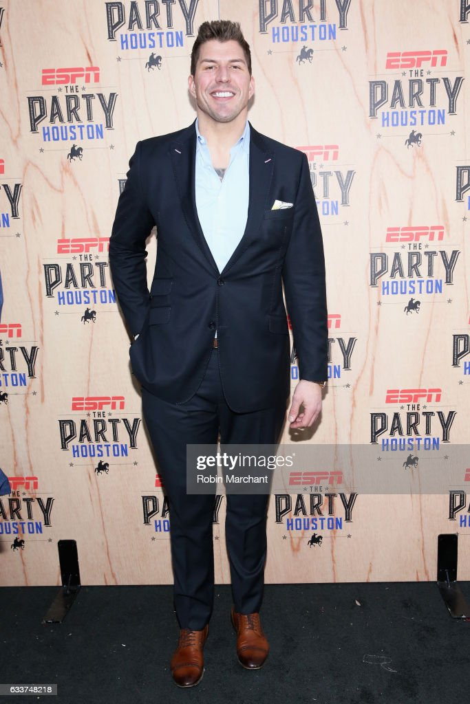 13th Annual ESPN The Party - Arrivals