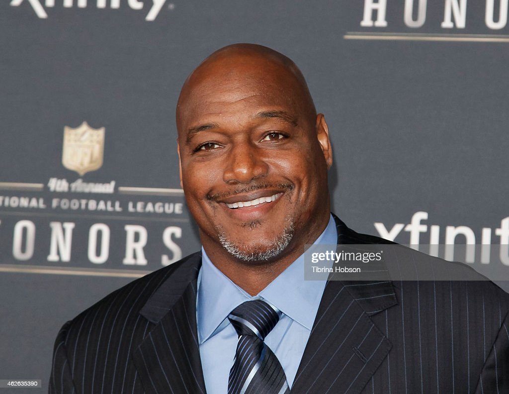Former NFL player Derrick Brooks attends the 4th Annual NFL Honors at Phoenix Convention Center on January 31, 2015 in Phoenix, Arizona.