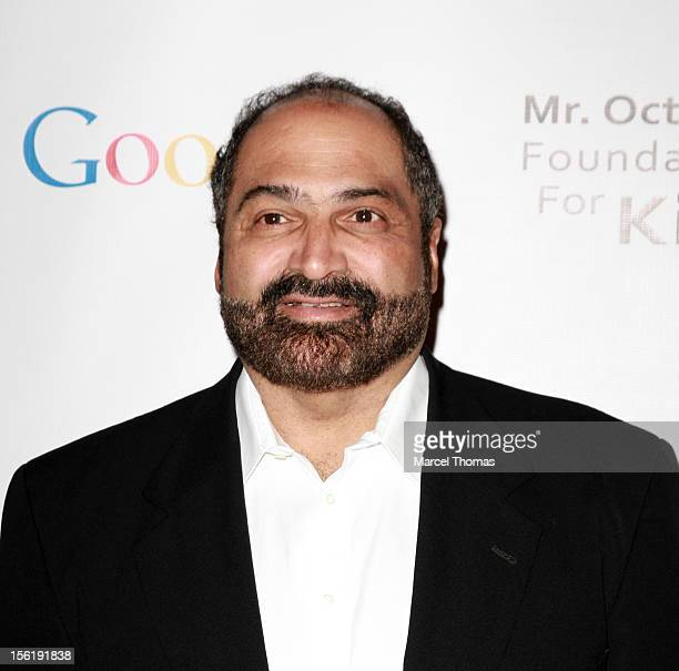 Former NFL player Franco Harris attends the 8th All Star Celebrity Classic benefiting the Mr October Foundation for Kids at Cosmopolitan Hotel on...