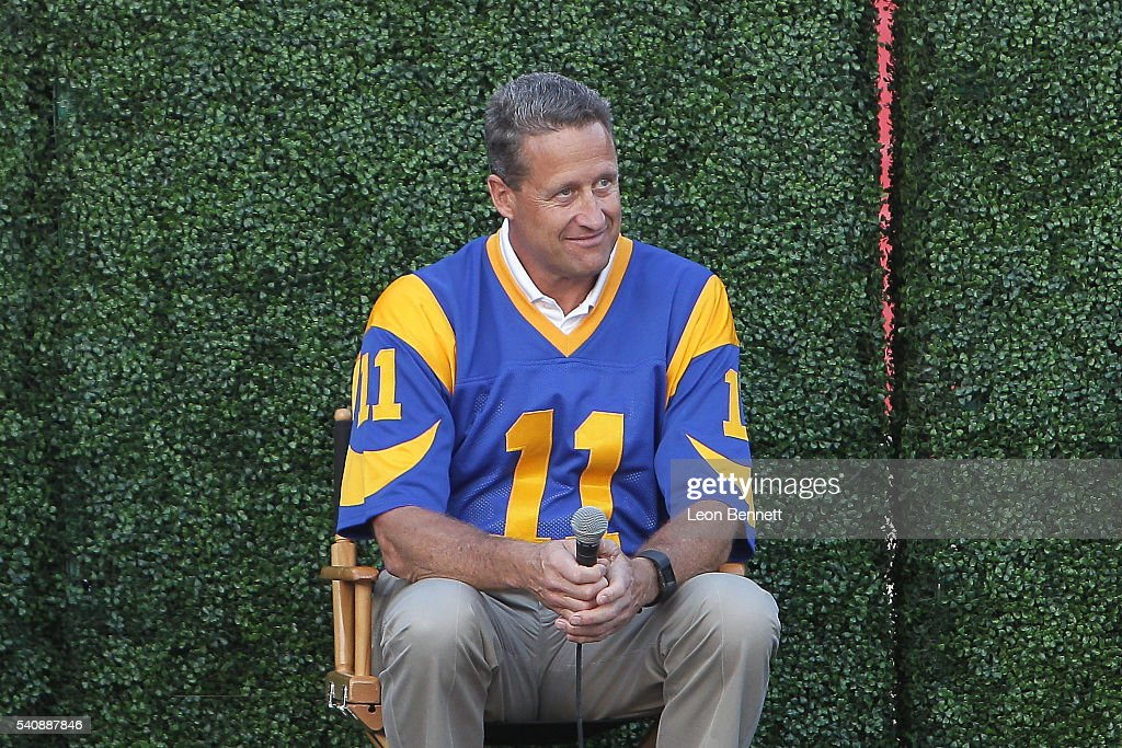 LASEC Hosts NFL All-Access With The Los Angeles Rams