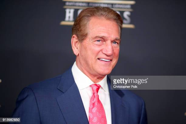 Former NFL Player Joe Theismann attends the NFL Honors at University of Minnesota on February 3, 2018 in Minneapolis, Minnesota.