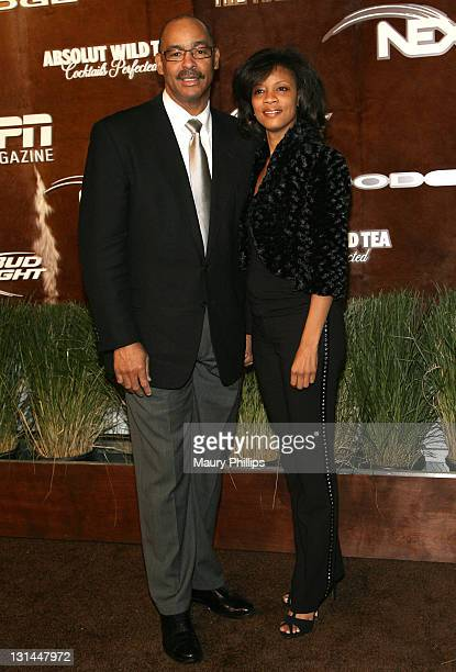 Former NFL player Kellen Winslow Sr arrives at the ESPN Magazine NEXT Party held at the NEXT Ranch on February 4 2011 in Fort Worth Texas