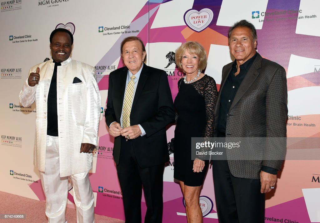 """Keep Memory Alive's 21st Annual """"Power Of Love"""" Gala"""""""