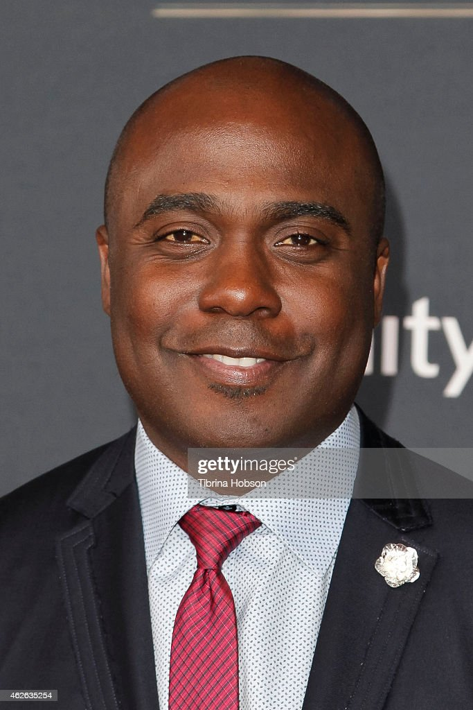 Former NFL player Marshall Faulk attends the 4th Annual NFL Honors at Phoenix Convention Center on January 31, 2015 in Phoenix, Arizona.