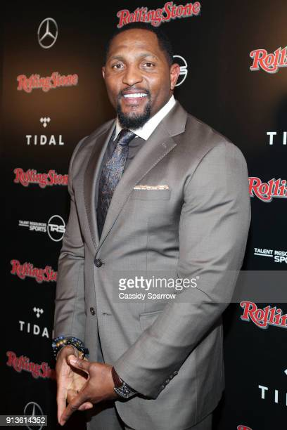 Former NFL player Ray Lewis at Rolling Stone Live Minneapolis presented by MercedesBenz and TIDAL Produced in partnership with Talent Resources...