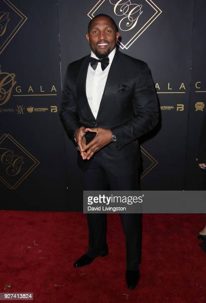 Former NFL player Ray Lewis attends the City Gala 2018 at Universal Studios Hollywood on March 4 2018 in Universal City California