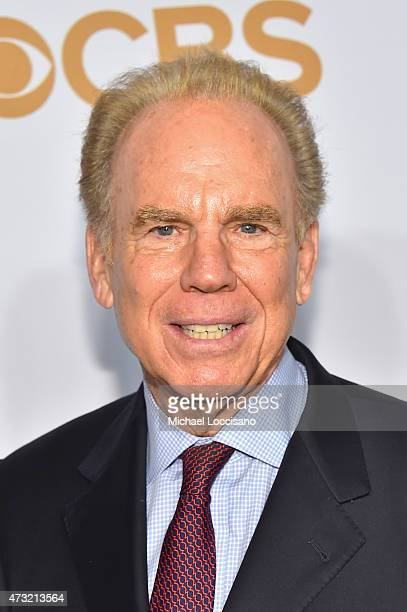 Former NFL player Roger Staubach attends the 2015 CBS Upfront at The Tent at Lincoln Center on May 13 2015 in New York City
