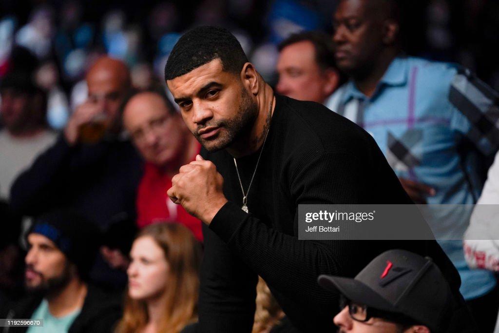 UFC Fight Night: Font v Simon : News Photo