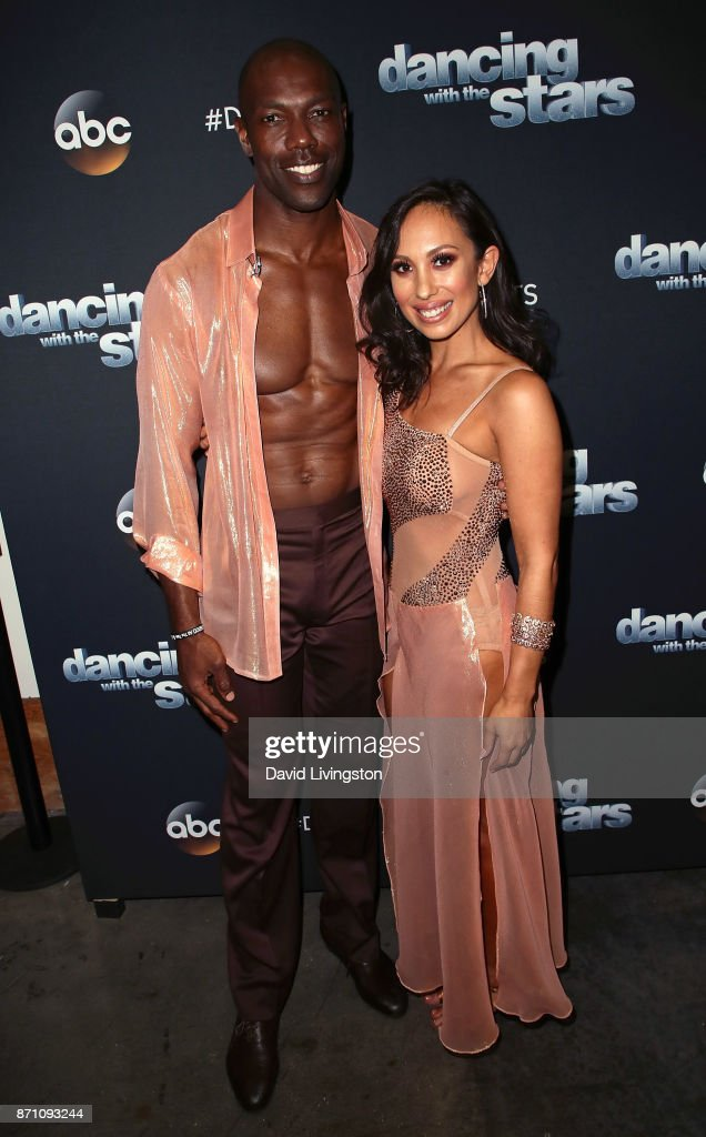 """""""Dancing With The Stars"""" Season 25 - November 6, 2017 - Arrivals"""