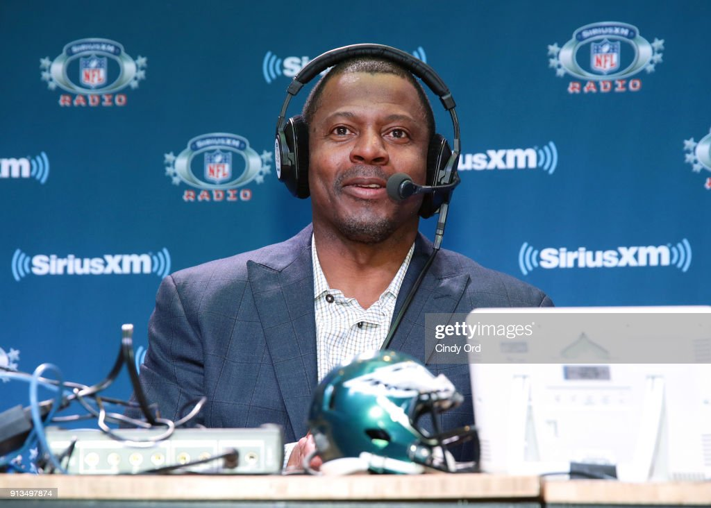 SiriusXM At Super Bowl LII : News Photo