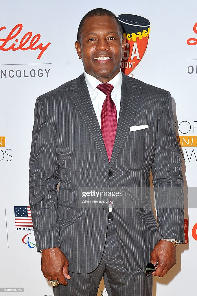 2nd Annual Sports Humanitarian Of The Year Awards - Arrivals
