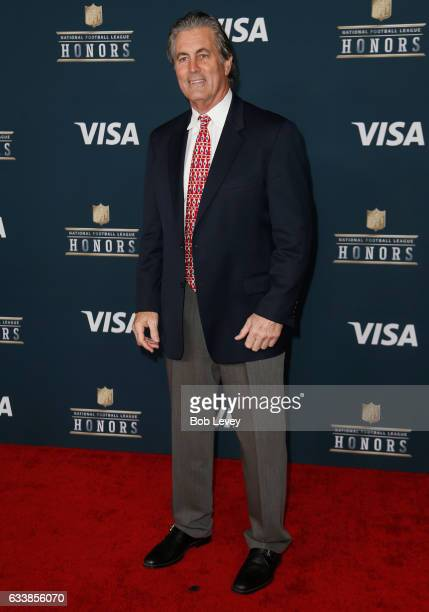 Former NFL player Vince Ferragamo attends 6th Annual NFL Honors at Wortham Theater Center on February 4 2017 in Houston Texas