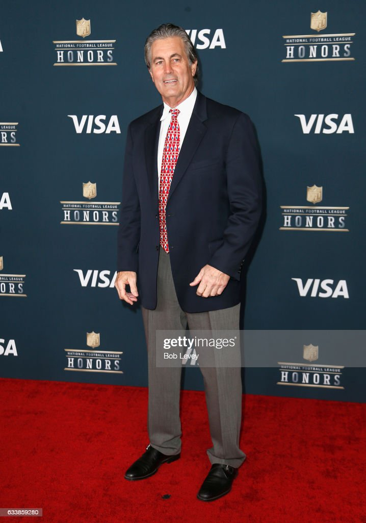6th Annual NFL Honors - Arrivals : News Photo