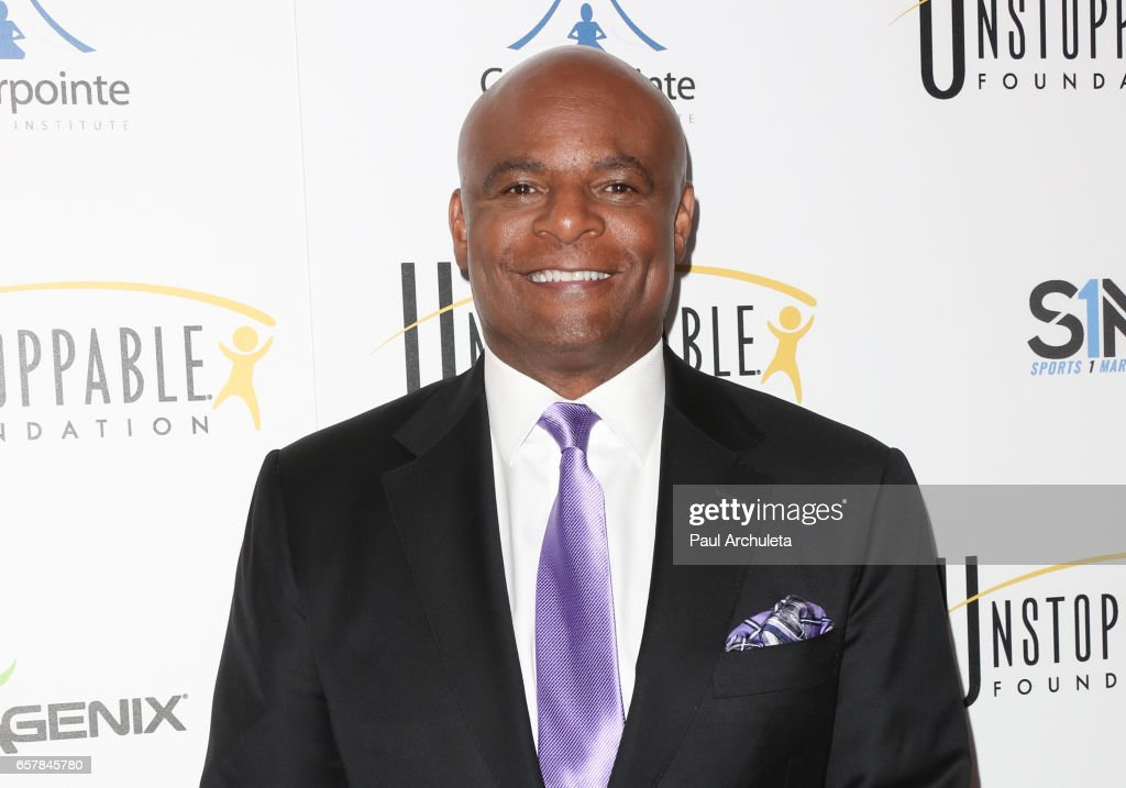 8th Annual Unstoppable Foundation Gala - Arrivals