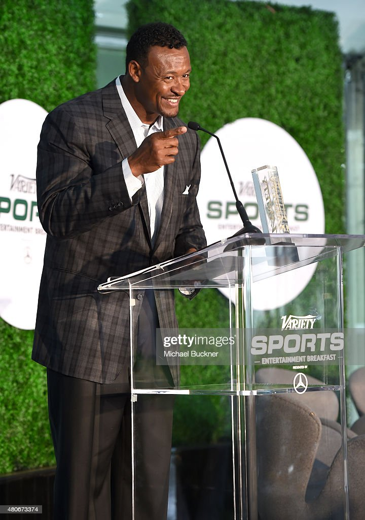Variety's Sports Entertainment Breakfast Presented By Mercedes-Benz
