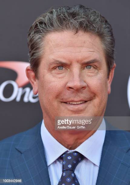 Former NFL quarterback Dan Marino attends The 2018 ESPYS at Microsoft Theater on July 18 2018 in Los Angeles California