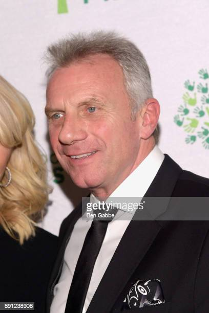 Former NFL quarterback Joe Montana attends the Sandy Hook Promise 5 Year Remembrance Benefit at The Plaza Hotel on December 12 2017 in New York City