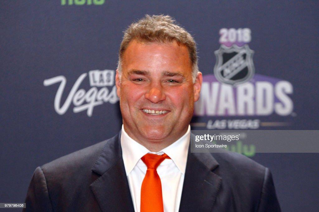 NHL: JUN 20 NHL Awards : News Photo