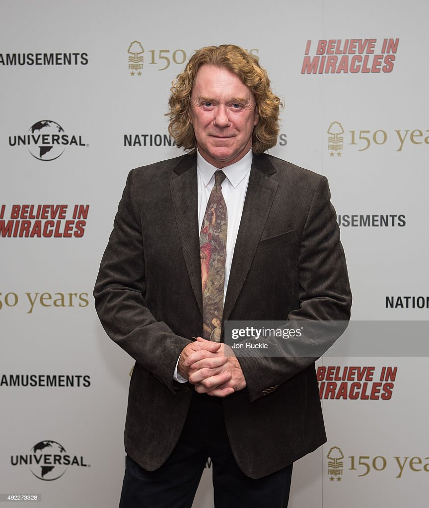 Film Premiere - I Believe In Miracles