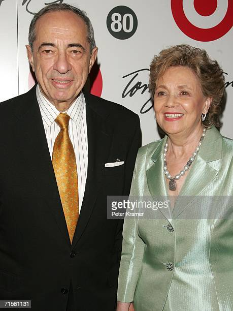Former NY Governor Mario Cuomo and his wife attend Tony Bennett's 80th birthday celebration hosted by Target at The Museum of Natural History on...