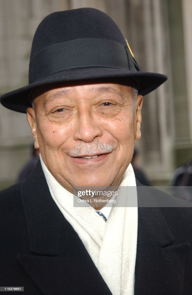 Funeral for Ossie Davis - February 12, 2005
