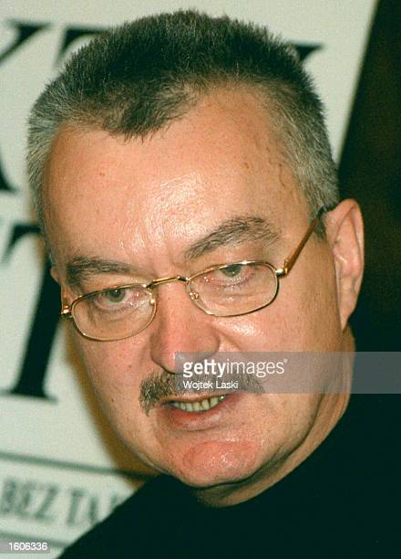 Former officer of the Polish Secret Police Grzegorz Piotrowski seen in this March 9 2000 file photo will be released from prison in August 2001...