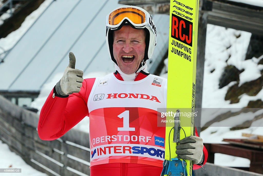 Four Hills Tournament - Oberstdorf Day 2 : News Photo