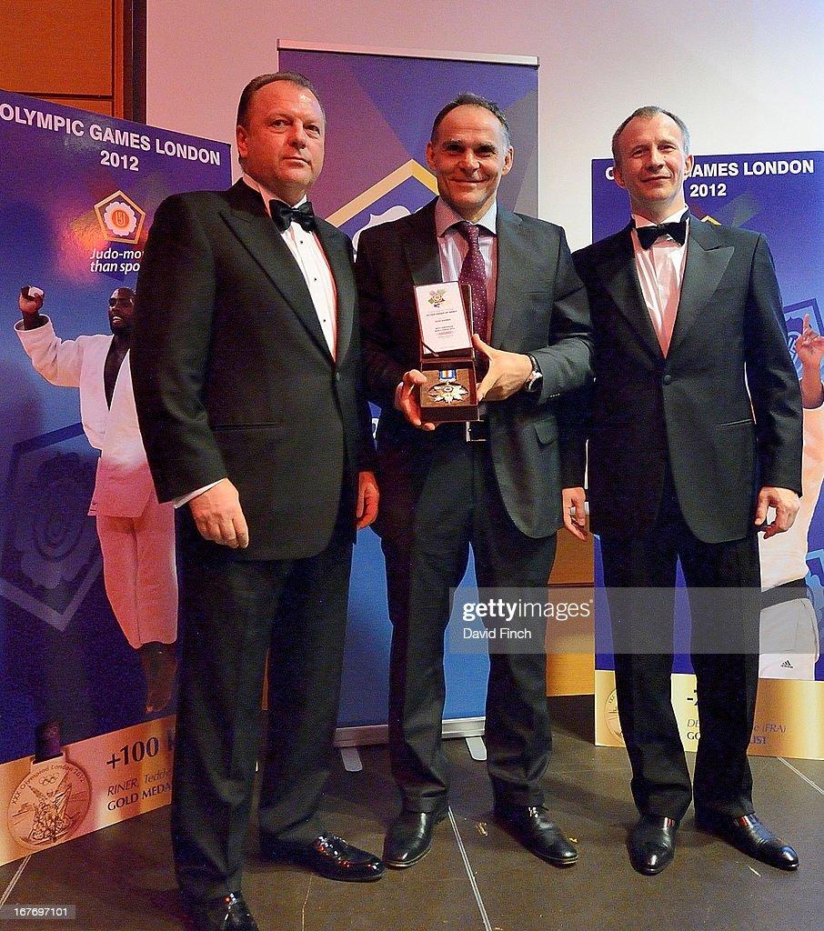 European Judo Individual and Team Championships : News Photo