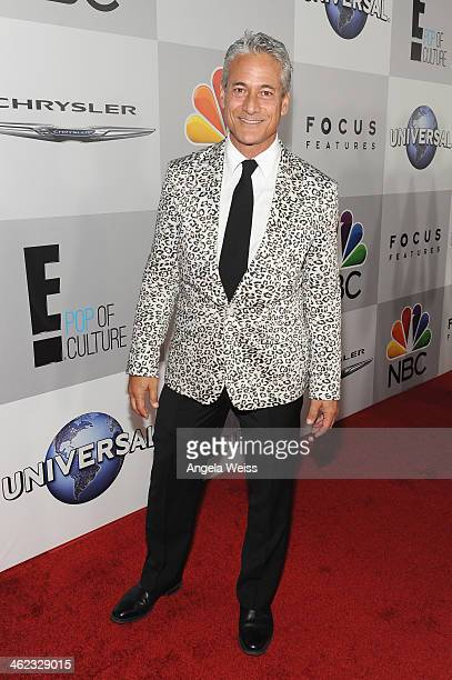 Former Olympic Diver Greg Louganis attends the Universal NBC Focus Features E sponsored by Chrysler viewing and after party with Gold Meets Golden...