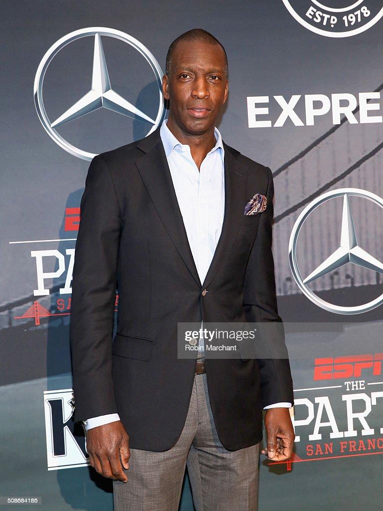ESPN The Party - Arrivals : News Photo