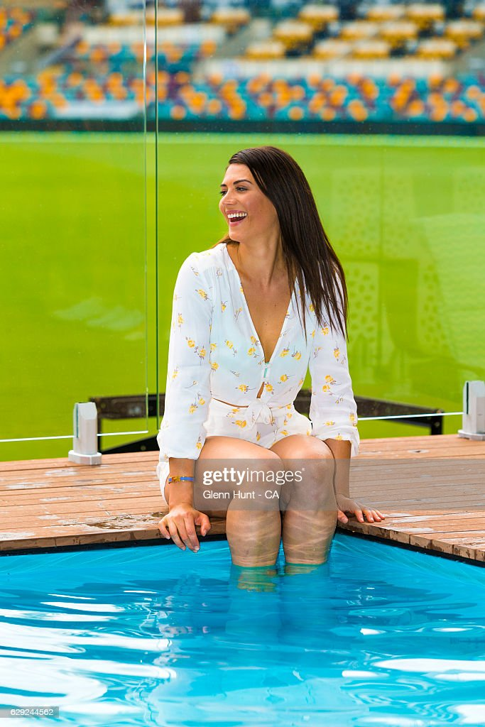Commonwealth Bank Day-Night Test Gabba Pool Deck Launch