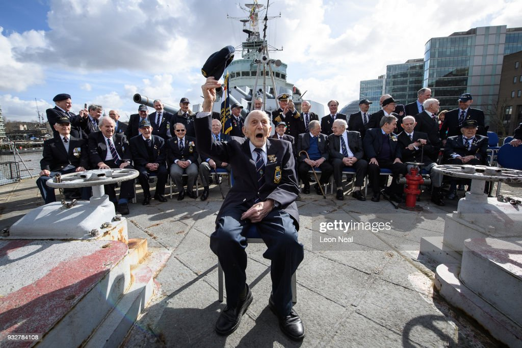 80th Anniversary Of HMS Belfast Celebrates