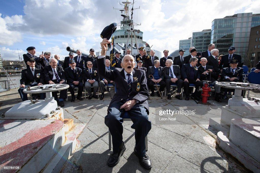 80th Anniversary Of HMS Belfast Celebrates