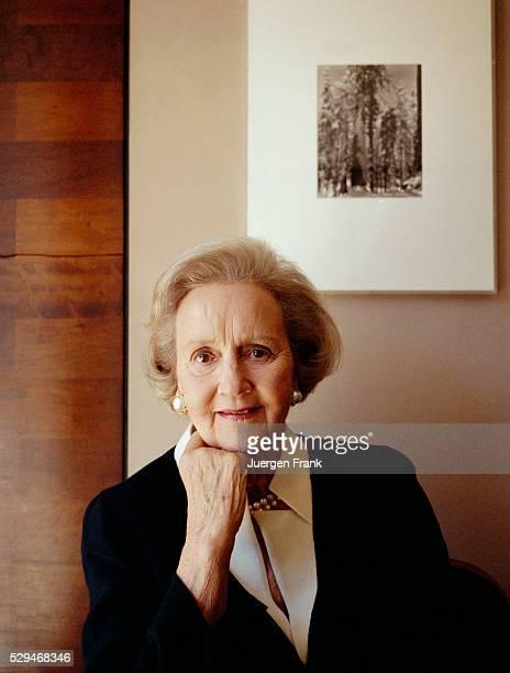 Former Owner of the Washington Post Katherine Graham