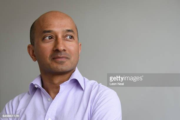 Former Parachute Regiment Officer Shehan Hettiaratchy at home on March 4 2017 in Hampton England Born and raised in Hampshire Dr Hettiaratchy...