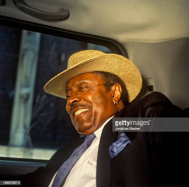 Former personal counsel, advisor, draft speech writer and close personal friend of Dr. Martin Luther King, Jr, Clarence B. Jones is photographed for...