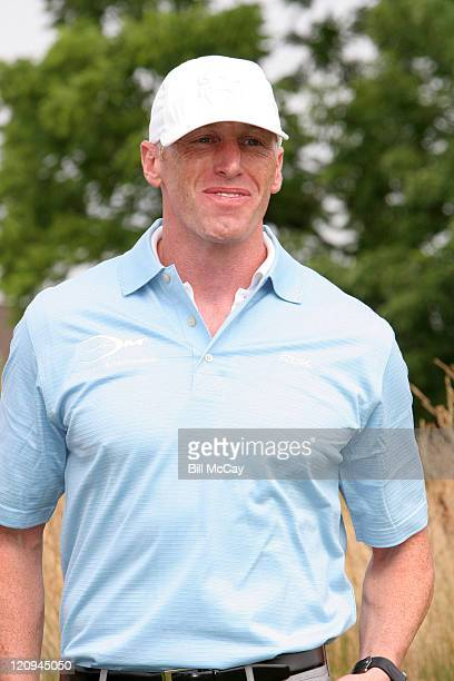 Former Philadelphia Eagles QB and now Tampa Bay Buccaneers QB Jeff Garcia during the Donovan McNabb Foundation Golf Classic at RiverCrest Golf Club...