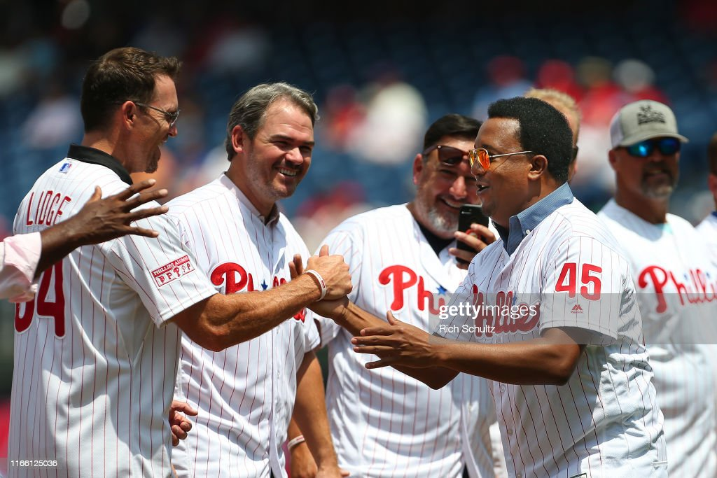 Chicago White Sox v Philadelphia Phillies : News Photo