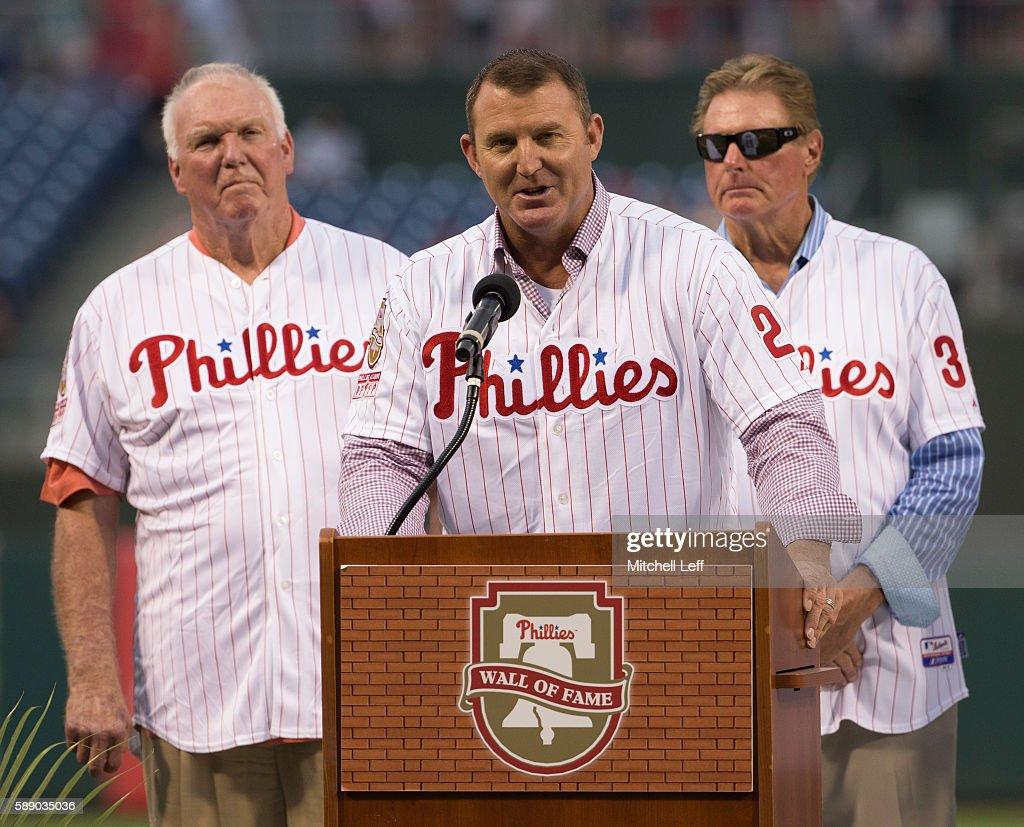 Colorado Rockies v Philadelphia Phillies : News Photo