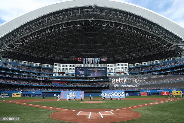 Former pitchers Mike Timlin of the Toronto Blue Jays and Tom Henke and Duane Ward and Pat Hentgen and Roy Halladay and Dave Stieb and Juan Guzman and...
